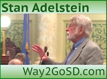 Join Stan Adelstein's conversation about South Dakota's past and future