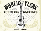 Music Review: The Worldstylers – The Blues Boutique EP
