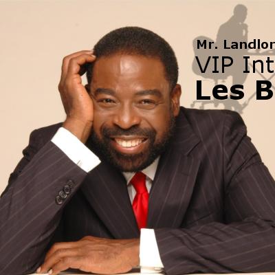 Les Brown VIP Interview