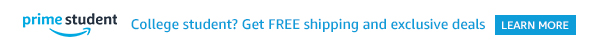 Free Two-Day Shipping for College Students with Amazon Student