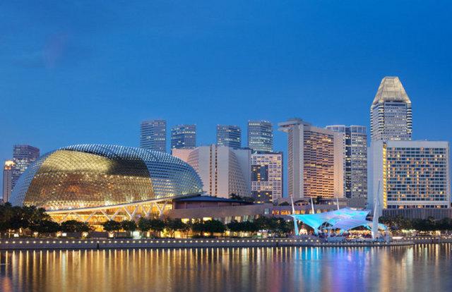 6 Singapur Dünyanın En Pahalı Şehirleri