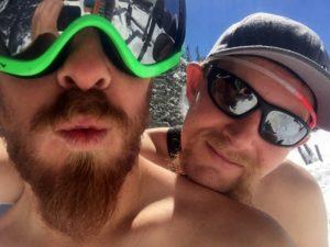Ian & Rich Carnes