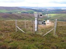 A typical station in the COSMOS UK network