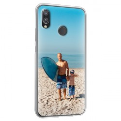 Huawei P20 Lite - Personligt Hårdt Cover