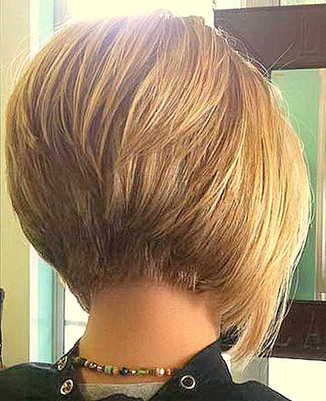 16 Luxury the Back Of Short Bob Hairstyles
