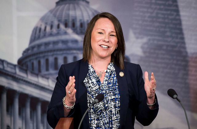 Rep. Martha Roby, R-Ala., holds a news conference in the Capitol to announce the introduction of the 'Working Families Flexibility Act.'