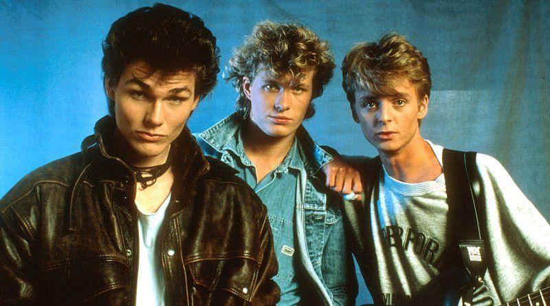 A-ha - Hits Parades TEF-TMP de 1985