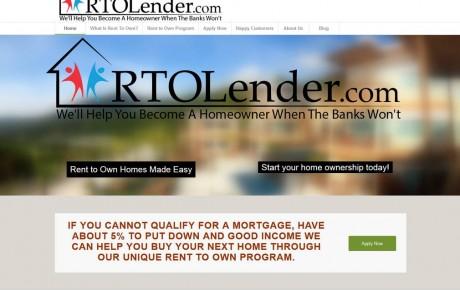 rto-lender-web-development