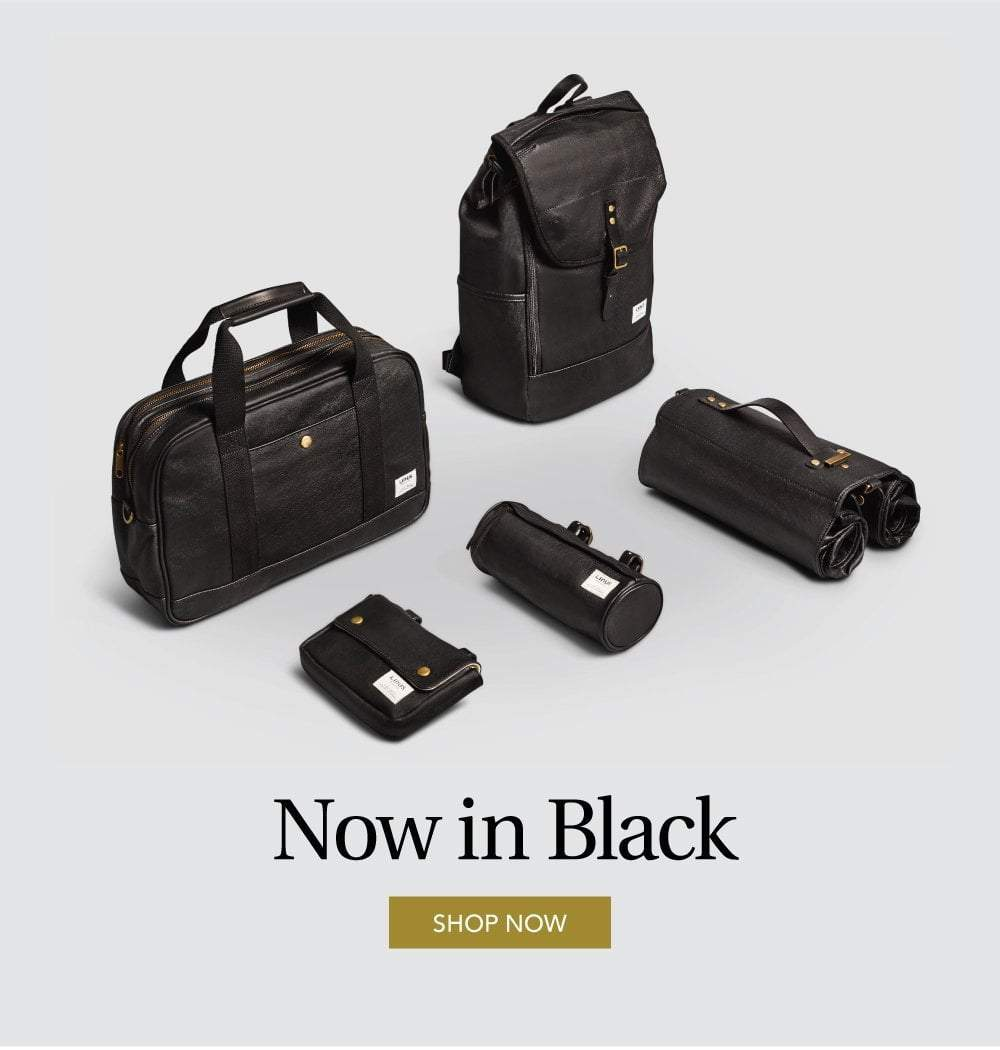 New Black Bags