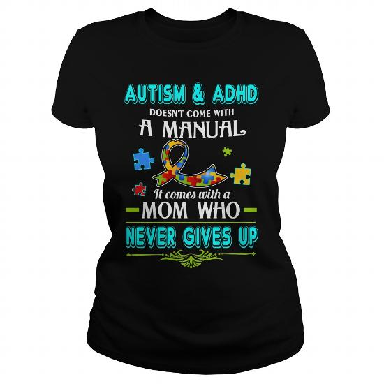 autism adhd  never gives up