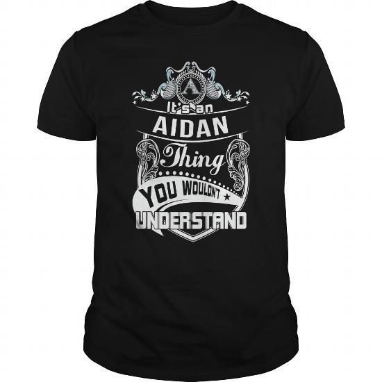 AIDAN shirt