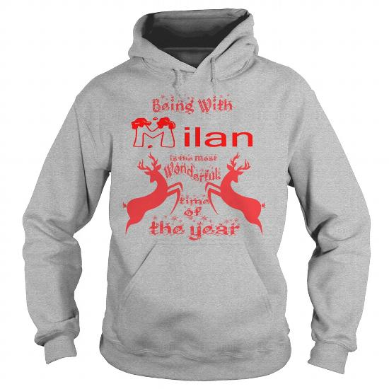Being with Milan is the most wonderfull time of the year!