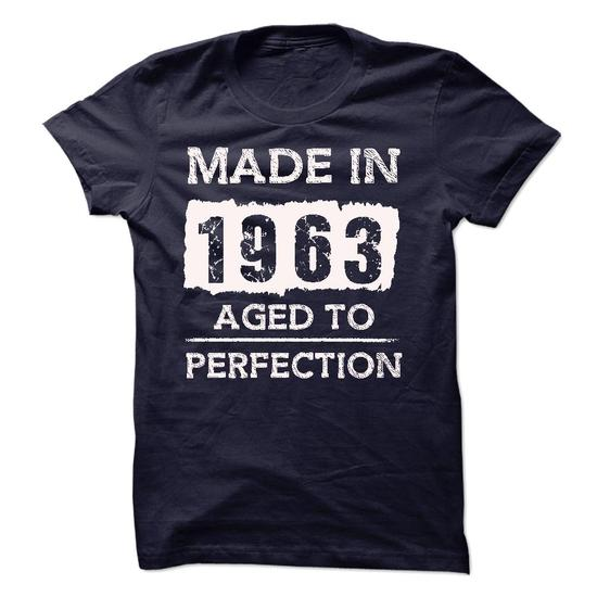 MADE IN 1963 - AGED TO PERFECTION!!!