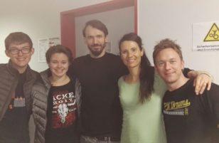 Bandkunde: Ein Interview mit Schandmaul (eine Band)