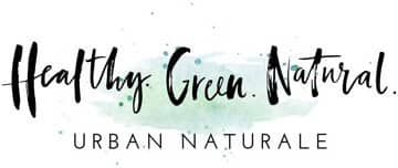 Live a Green & Natural Healthy Lifestyle