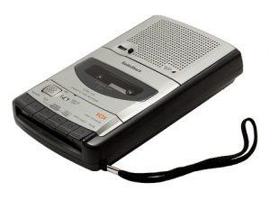 Cassette Recorder/Player