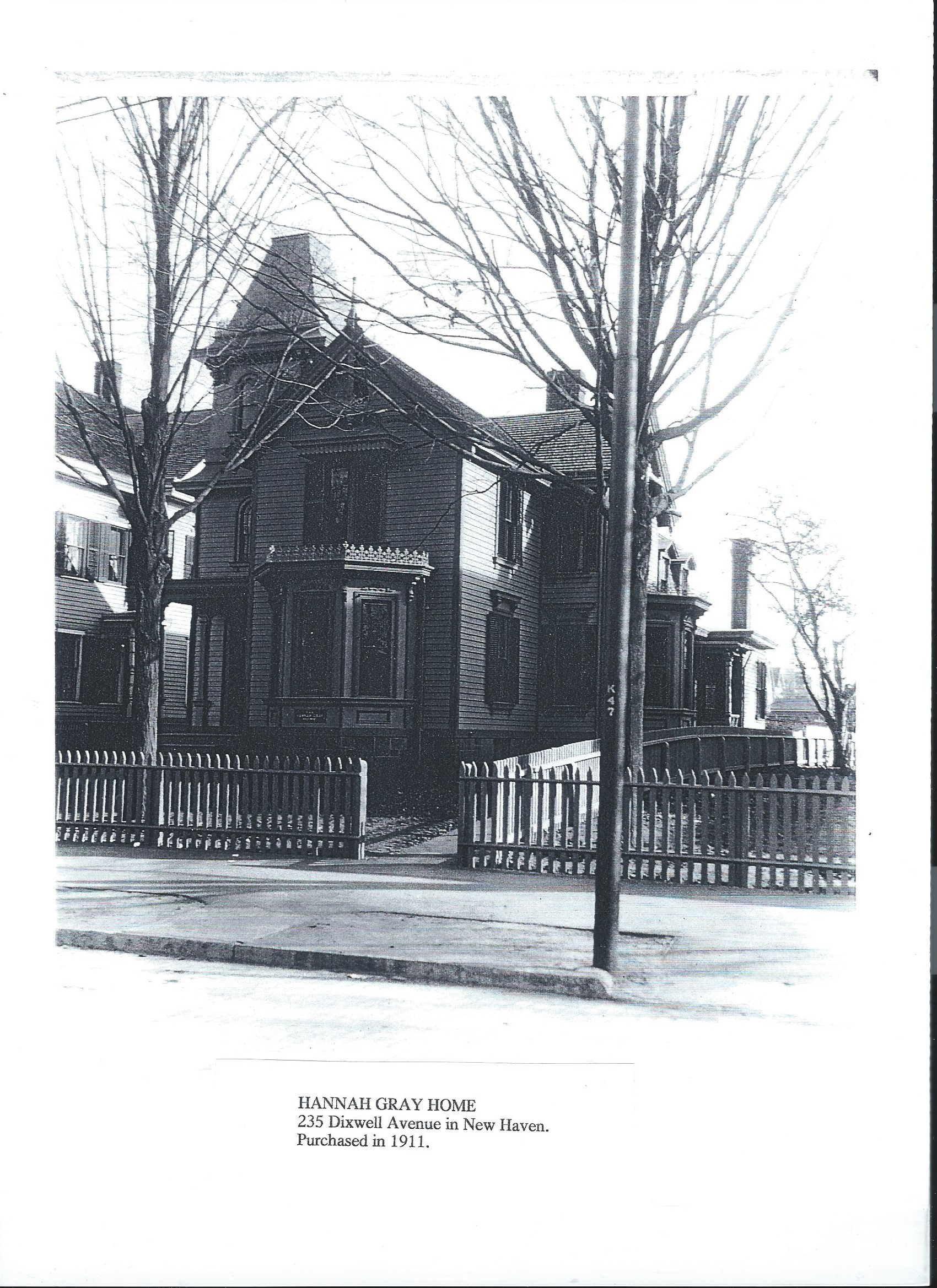Hannah Gray Home