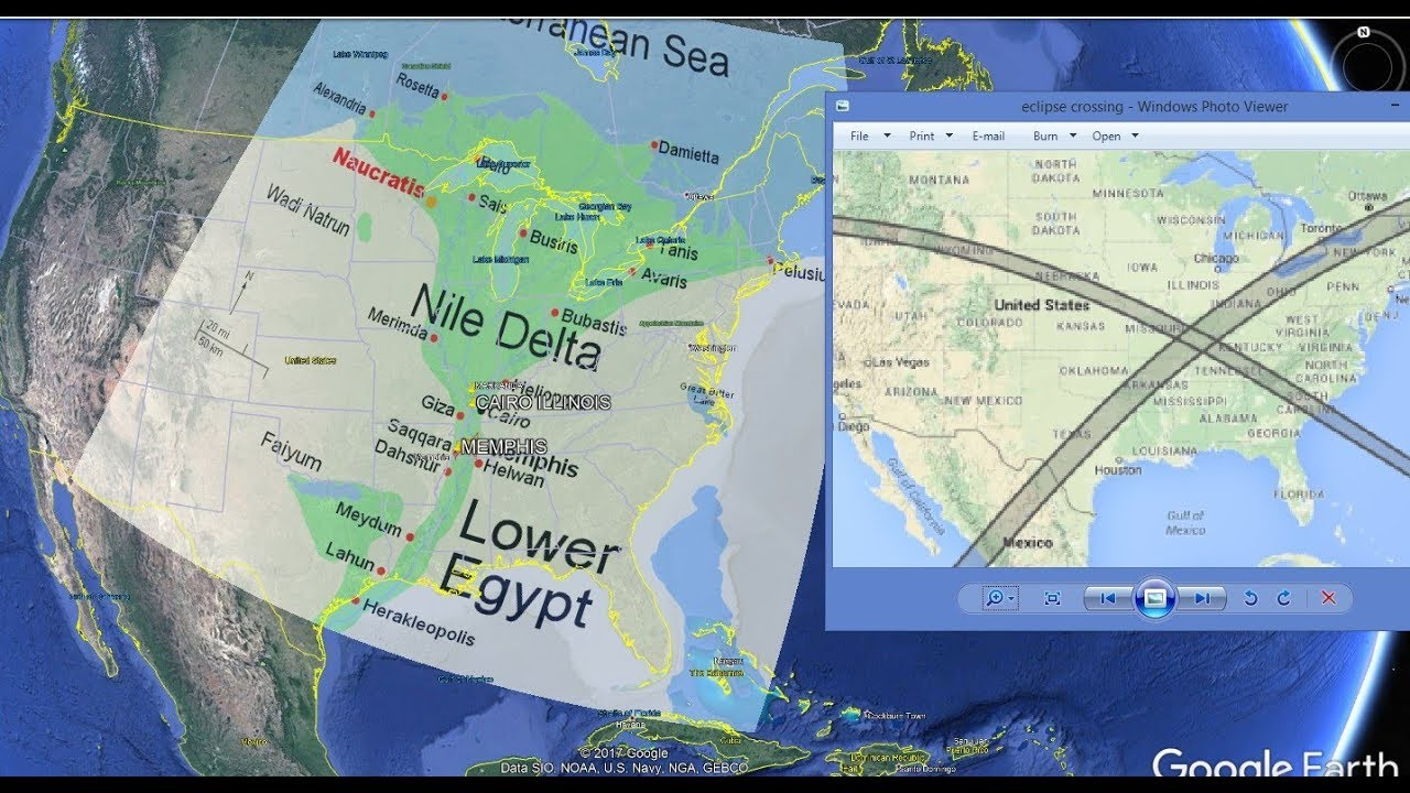 Image result for map of little egypt