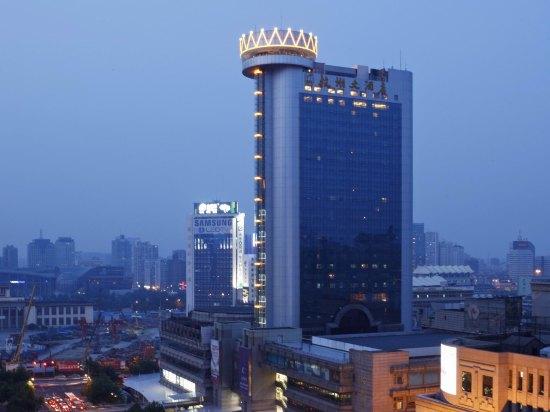 杭州大酒店外观