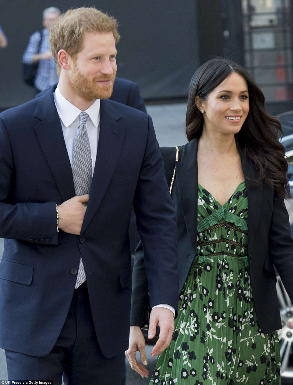 Image result for picture of meghan and harry at sydney invictus games