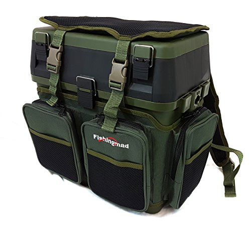 SEAT BOX AND BACK PACK BACKREST SHERPA CONVERSION