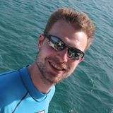 Philipp Dudda's Profile Photo, Image may contain: 1 person, smiling, ocean, sunglasses, sky, outdoor, water and nature