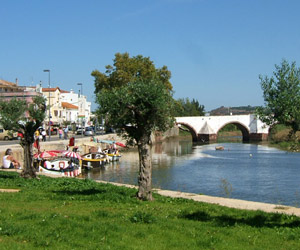 Silves - an enchanting town on the banks of the Arade River