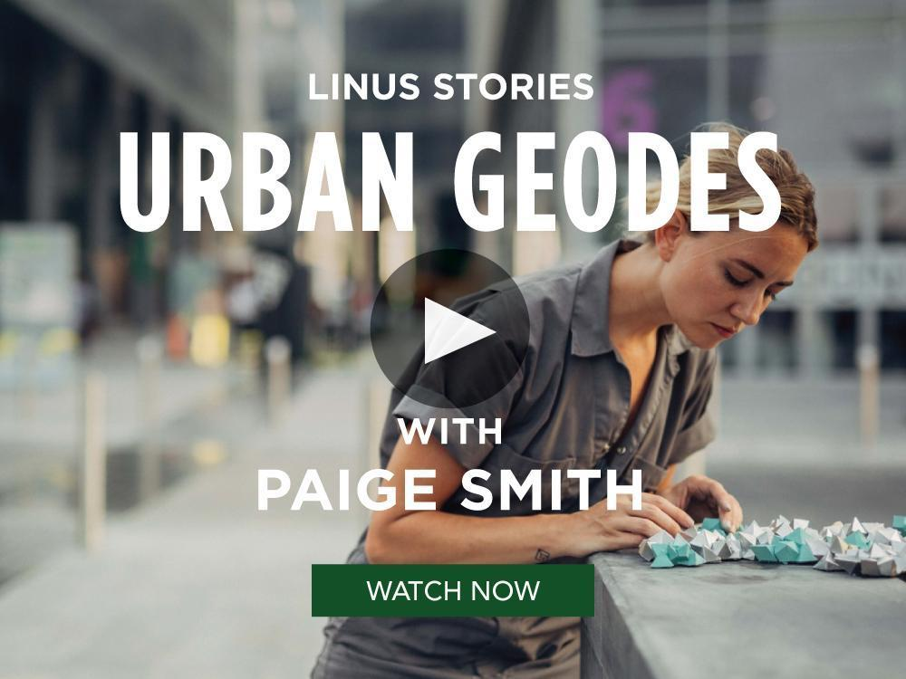 Linus Stories Urban Geodes with Paige Smith