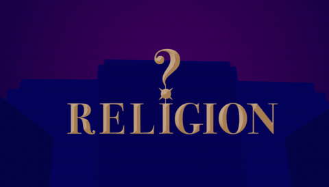 Promo image for What's the difference between a religion and a cult?