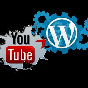 Добавление видео с Youtube на WordPress