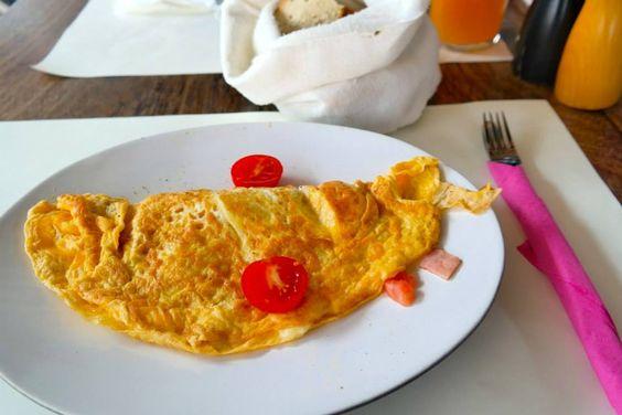 Omeletta, Mykonos, Greece