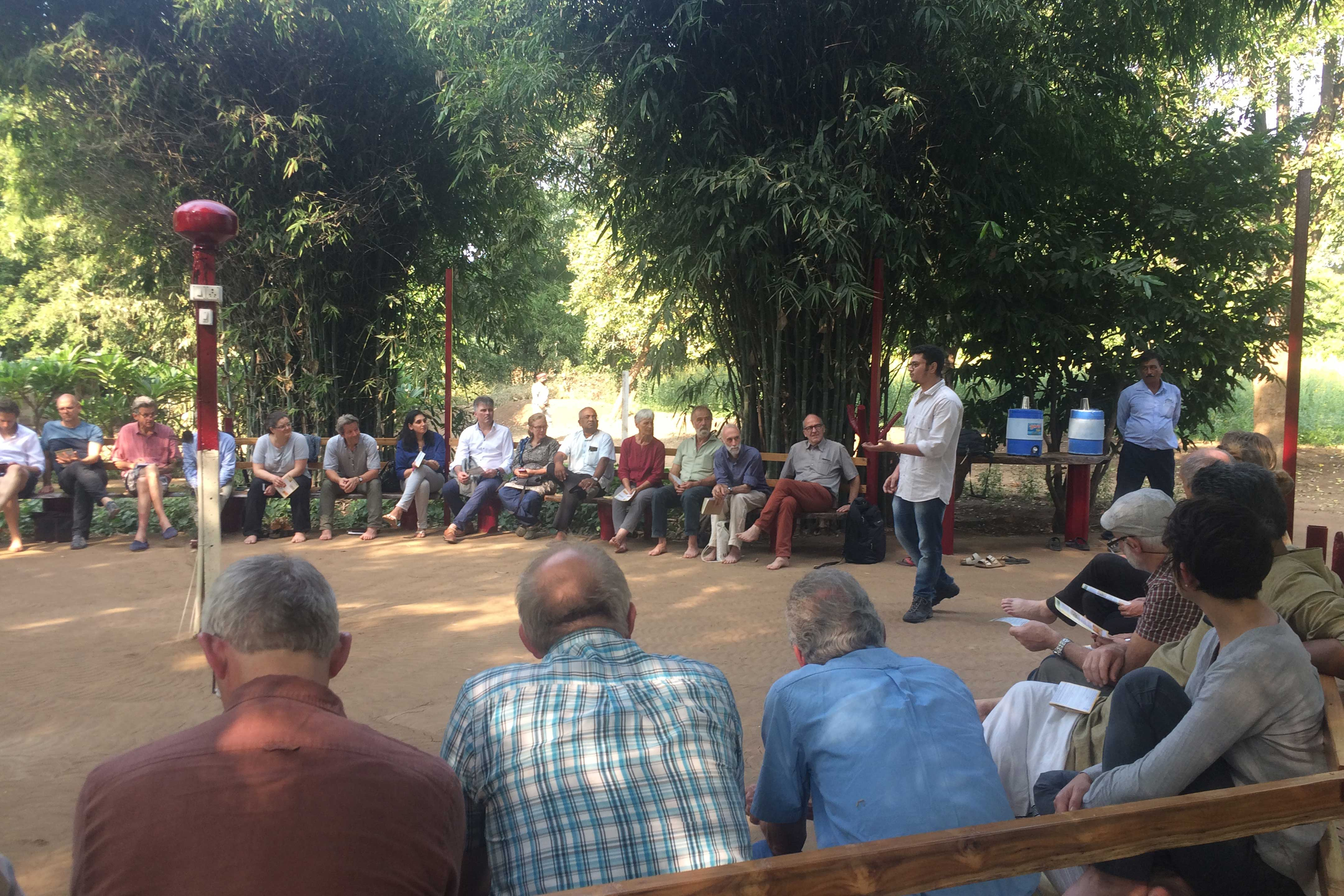 Role of Reptiles, Spiders & Birds in Farm Eco System, to BioDynamic farmers from all over the world