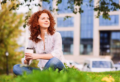 outdoor break