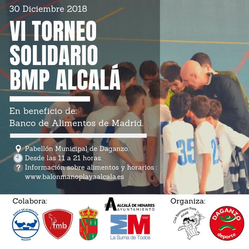 VI Torneo solidario