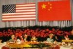 周总理招待尼克松的国宴