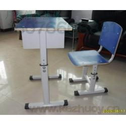 椭圆管拆装式升降课桌椅