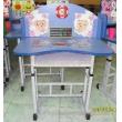 新款儿童卡通课桌椅