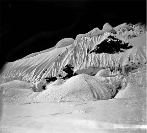 Henry W. Kendall photography-mountaineering, Nevado Palcaraju Peru 1964
