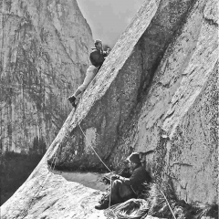 El Capitan Buttress Harlin, DeStaebler 1957