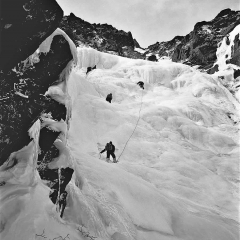 Odell's Gully New Hampshire 1964