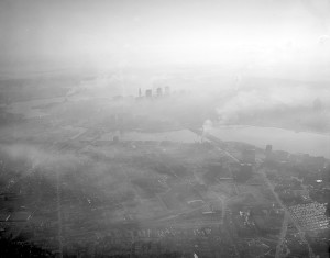 people, places and environment-Boston Smog October 31 1969