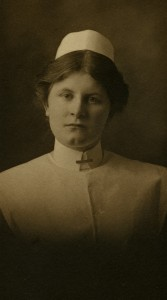 Evelyn Way ca. 1916