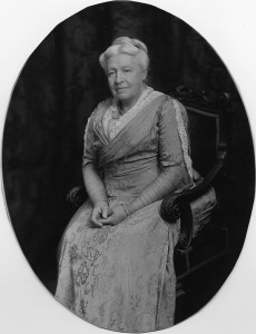 Idella Plimpton Kendall, mother of Henry P. Kendall