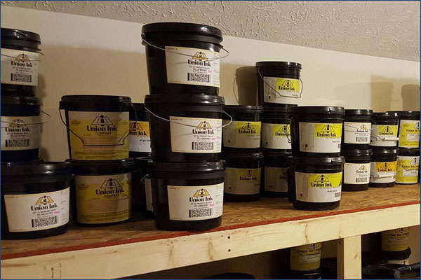 Union Ink In Stock...