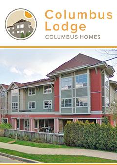 Columbus Lodge - North Delta, British Columbia