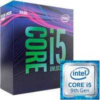 Processador Intel Core i5-9600k Coffee Lake refres..