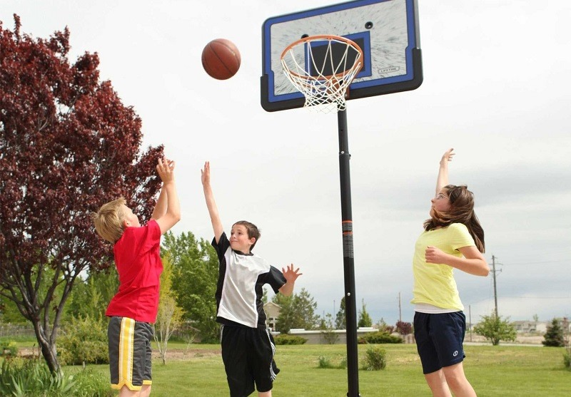 Lifetime 1221 Pro Court Portable Basketball Hoop Review