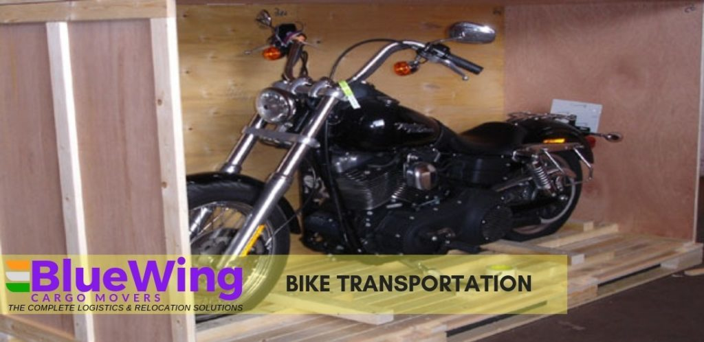 Bike Transportation Pune Bike Movers Bike Transportation in Pune