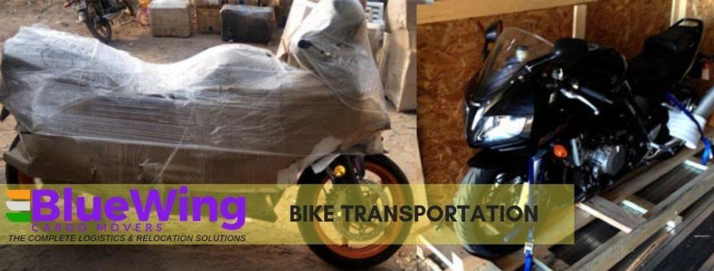 Bike Transportation Pune Bike Transport in Pune Bike Movers Pune India
