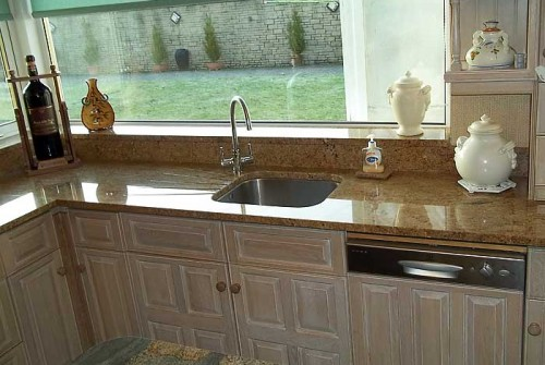 Visit our Glasgow Granite Showroom or call for more info